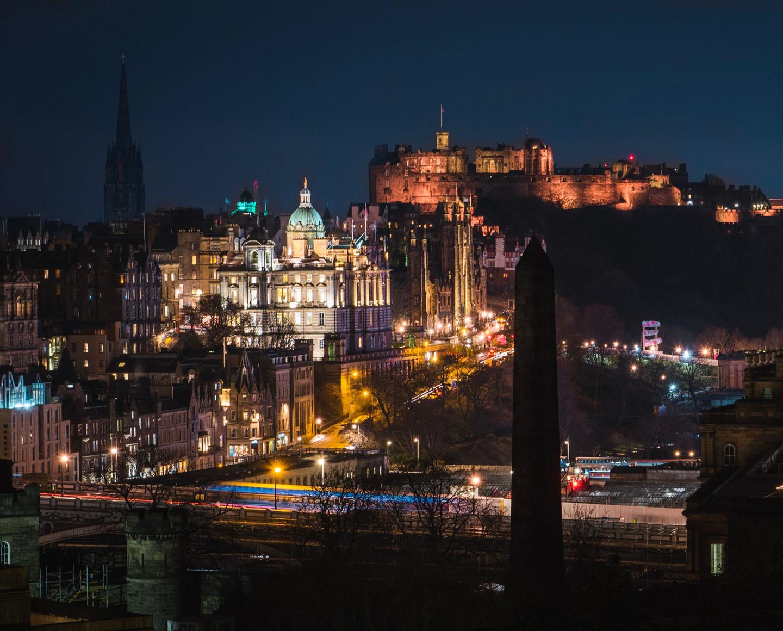 NYE Edinburgh