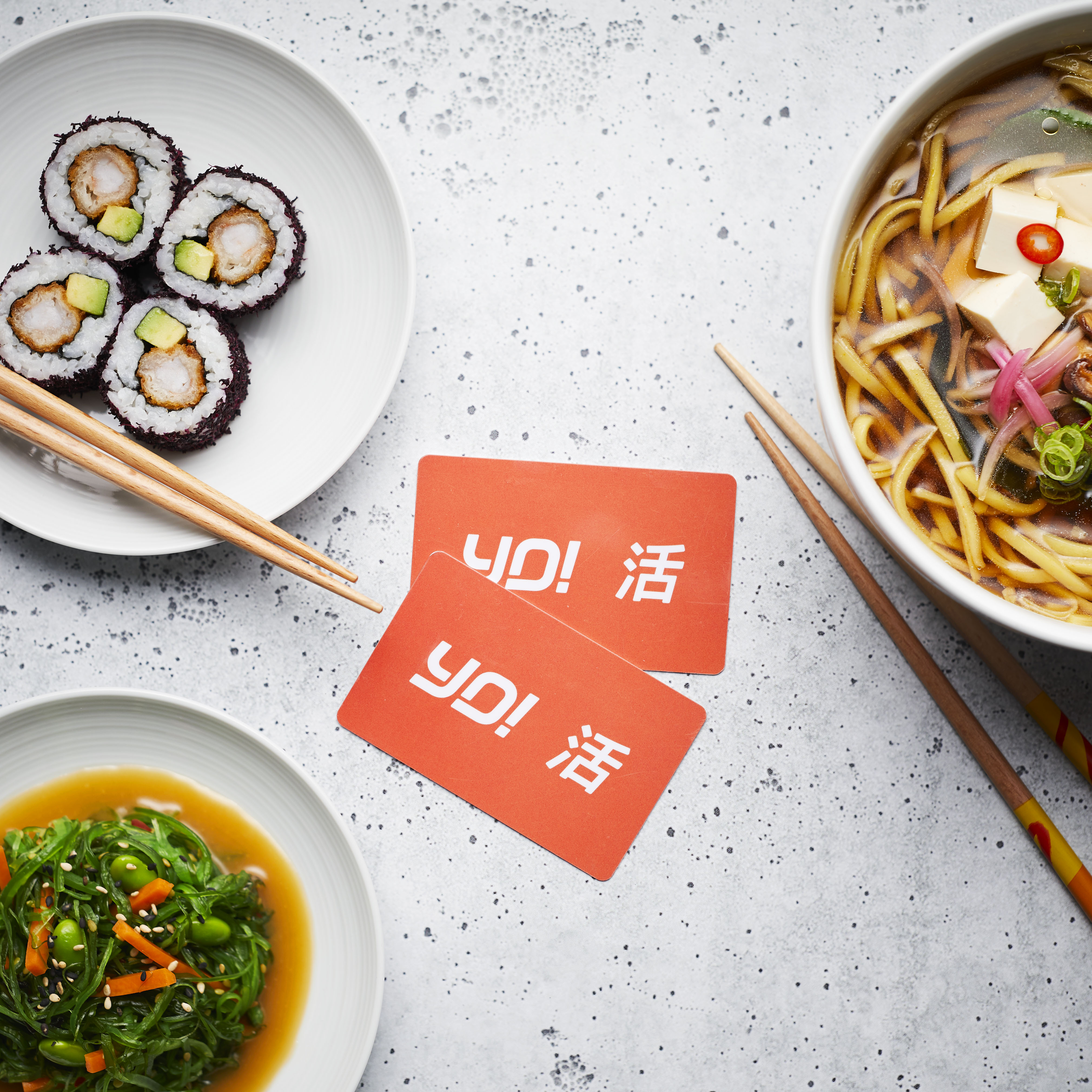 YO! Sushi Shop