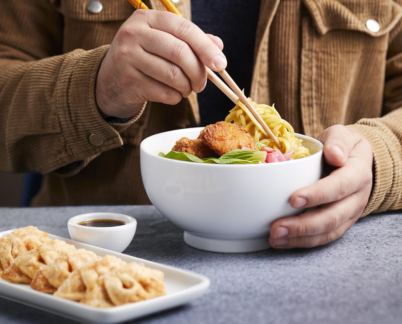 ramen & gyoza meal deal