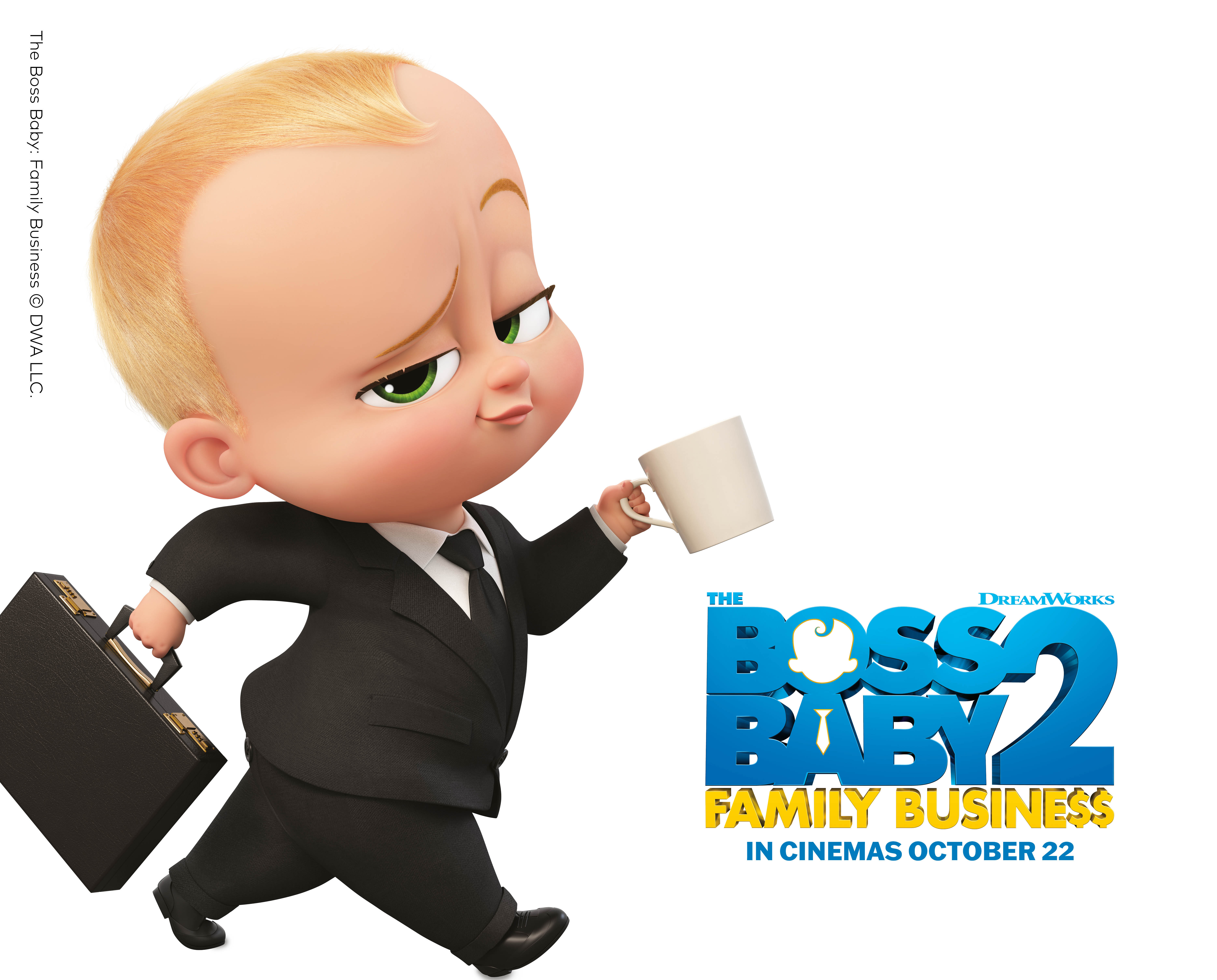 boss baby 2 competition